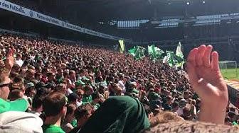 2018-05-05 SV Werder Bremen - Bayer Leverkusen 0-0 - Spielstand aus Frankfurt