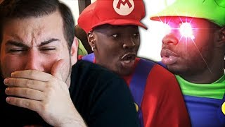 THERE'S SO MUCH DRAMA BETWEEN VIDEO GAMES!! | Kaggy Reacts to VIDEO GAME HOUSE 2