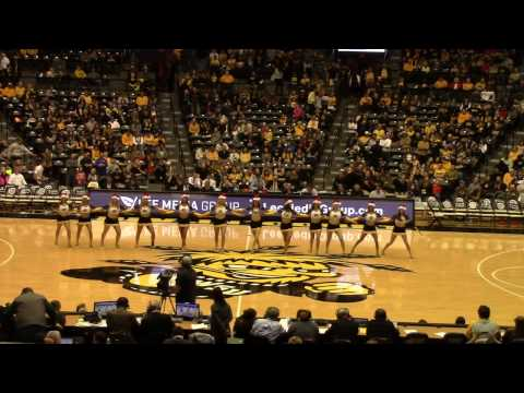 Wichita State Dance Christmas 16