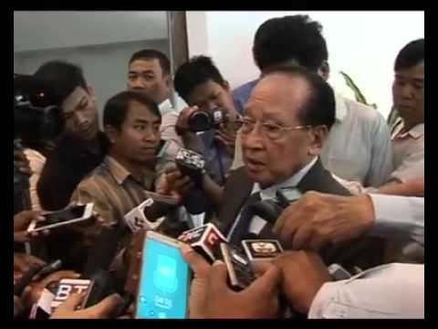 DPM talks about the Death of His Sisters and Relatives 19 11 15 Interview after Meeting with Heads o