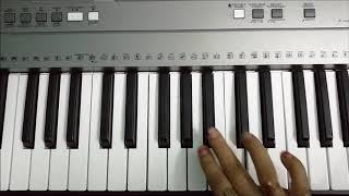Babul Ki Duayen Leti Ja - Piano cover | Sujata Instrumental