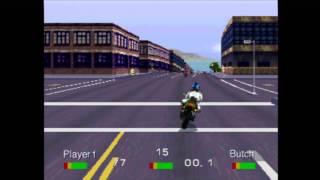 Gambar cover Road Rash (PS1) gameplay
