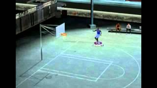 NBA Live 2000 Practice mode (PC)