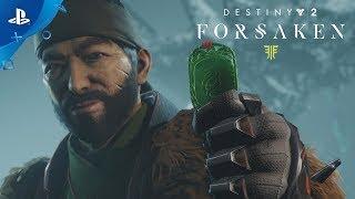 Destiny 2: Forsaken – E3 2018 Gambit Trailer | PS4