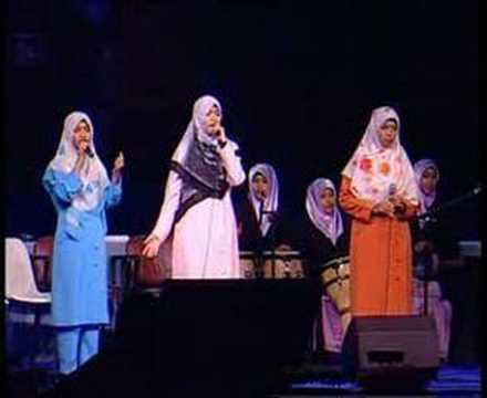 Album Mawaddah Terima Kasih Tuhan Versi Bahasa Asing