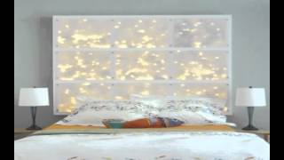 Diy Headboards With Lights