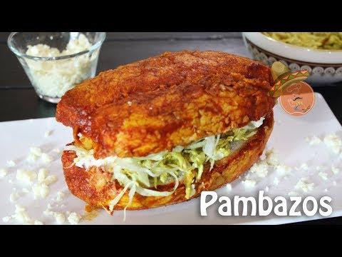 Pambazos F�ciles y Deliciosos | Antojitos Mexicanos