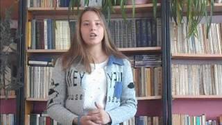 Страна читающая — Екатерина Тюкавкина читает произведение «Я много лгал и лицемерил» В. Я. Брюсова