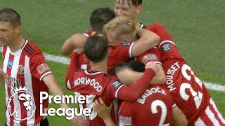 Oli McBurnie extends Blades' advantage to 3-0 against Tottenham   Premier League   NBC Sports