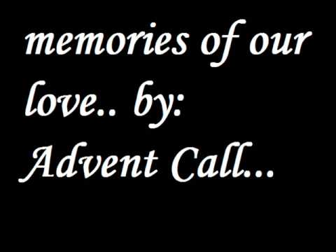 MEMORIES OF OUR dreams  ADVENT CALL