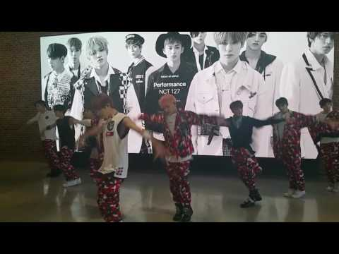 NCT Limitless @ Apple Store in Williamsburg, Brooklyn, NY 6/25/17