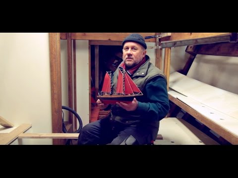 RECORDI Project -  Traditional boatbuilding / Tar production - Estonia 1/2