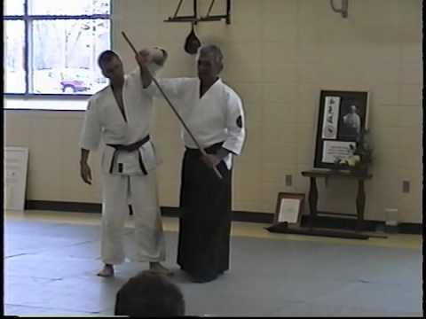 Aikido and Jo Staff with Shihan Bill Sosa - 2000 (Day 2)