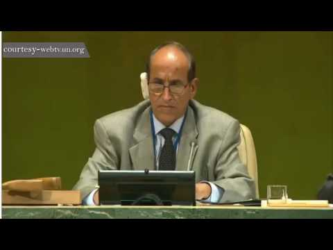 India at 71st session of  United Nation General Assembly