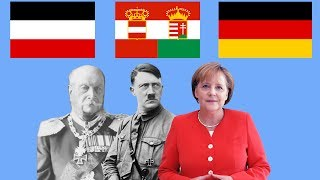 Германская страна | Объединение немцев | Пангерманизм