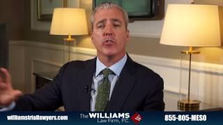 Exposure to Asbestos as a Drywaller at the World Trade Center – NY Lawyer Joe Williams
