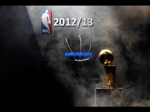 NBA 2012-2013 Intro (PHANTOM) [HD] thumbnail