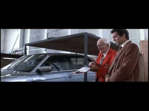Tomorrow Never Dies Company Car Q James Bond 007