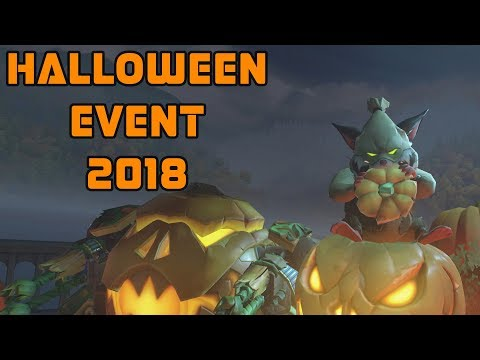 Overwatch Halloween Event Review - 2018 thumbnail