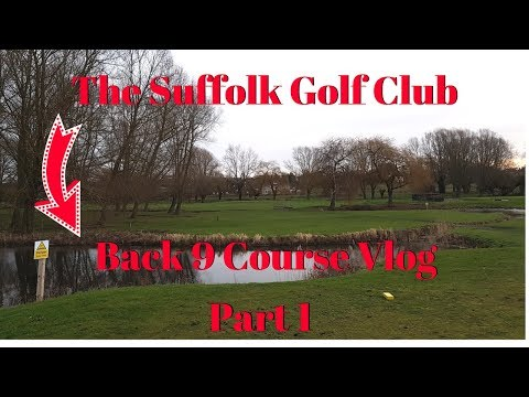 The Suffolk Golf Club Back 9 Course Vlog - SHORT GAME KINGS!!