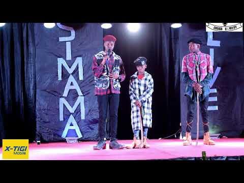 SIMAMA LIVE SHOW: Wosia wa Mr. Beneficial kwa Chalii ya R na Major Lazer Can't Take it From Me
