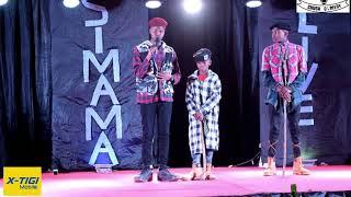 SIMAMA LIVE SHOW:  Mr. Beneficial Vs Chalii ya R UTACHEKA UTANI WA JADI Chuga