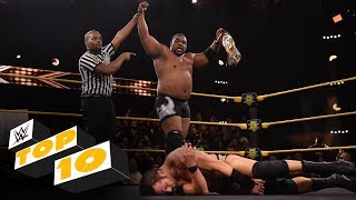 Top 10 NXT Moments: WWE Top 10, Jan. 22, 2020