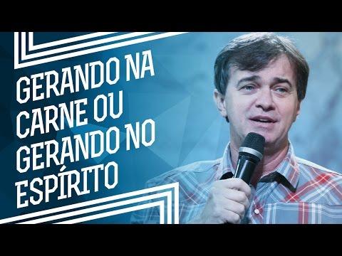 MEVAM OFICIAL - GERANDO NA CARNE OU GERANDO NO ESPÍRITO - Luiz Hermínio