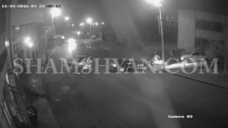 ԲԱՑԱՌԻԿ ՏԵՍԱՆՅՈՒԹ  Երևանում բախվում են երկու BMW ները