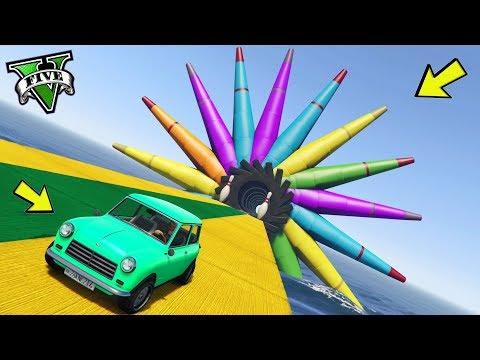GTA 5 ONLINE 🐷 MR BEAN PARKOUR !!! 🐷 GARE PARKOUR 🐷N*237🐷 GTA 5 ITA 🐷 DAJE !!!