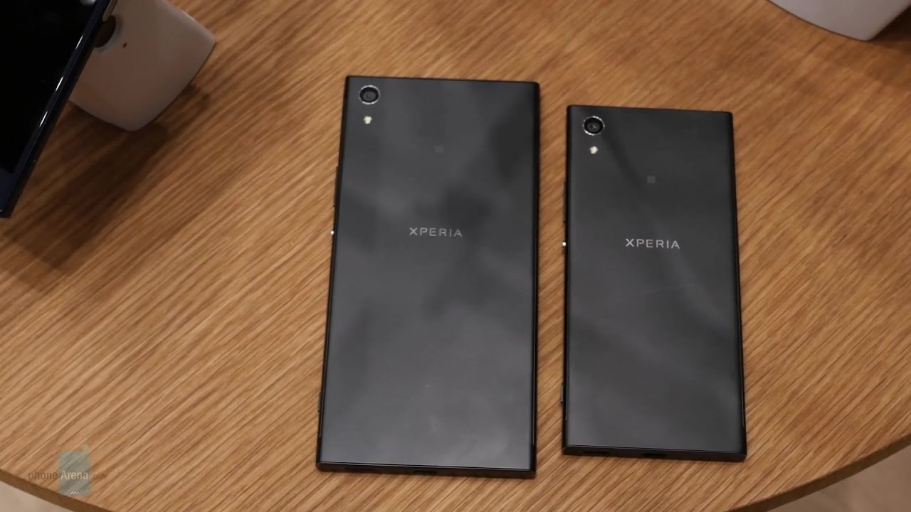 Sony xperia xa1 and xa1 ultra hands on android authority - Sony Xperia Xa1 Xa1 Ultra Hands On