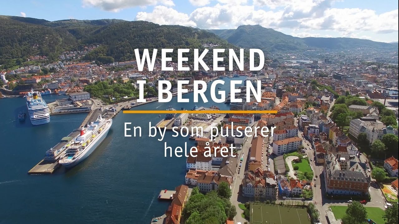 Thumbnail: Weekend i Bergen (norsk)