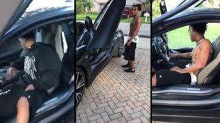 Download Mp3 XXXTentacion Drives BMW i8