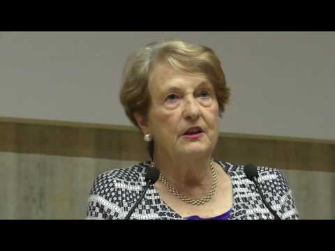 Dr Helen Caldicott - environmental and anti-nuclear activist