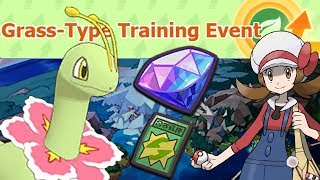 LYRA IS IN POKEMON MASTERS! NEW Grass Type Training Even In Pokemon Masters!