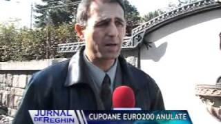 CUPOANE EURO2000 ANULATE