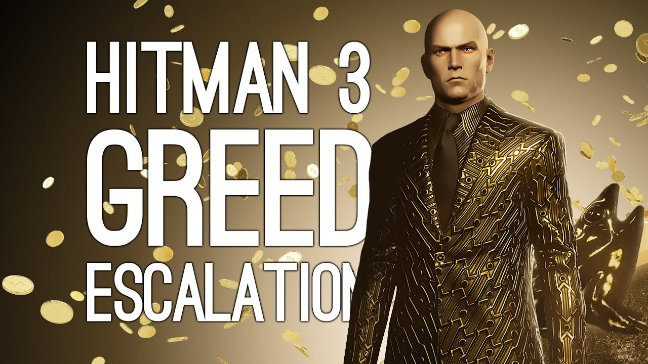 Hitman 3: LIFE LESSONS FROM A FROG! | Hitman 3 Greed DLC Escalation