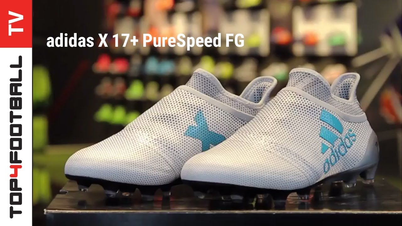 b1f70da7d4ff TOP4FOOTBALL UNBOXING  adidas X 17+ PureSpeed FG - YouTube