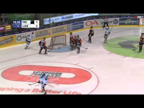 Highlights: Fribourg vs Lakers