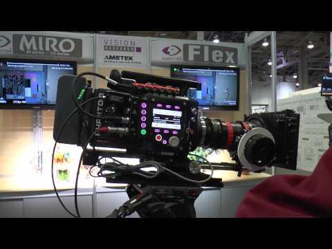 Vision Research - Phantom Flex 4K - NAB 2014