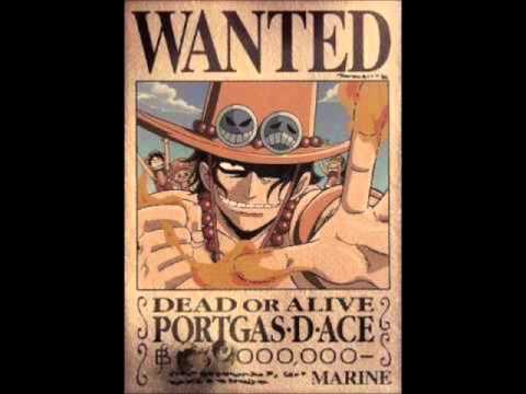 One Piece Steckbriefe
