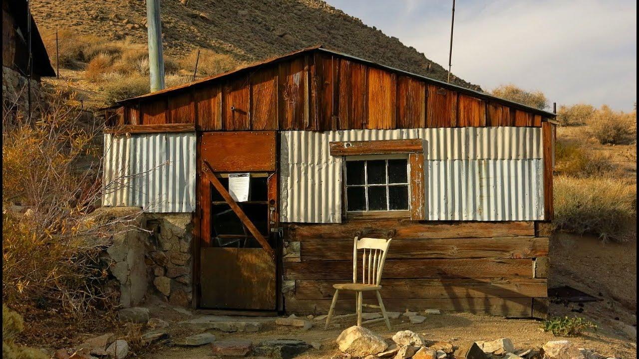 Death Valley Backroads Mengel 39 S Cabin Youtube