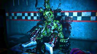 SPRINGTRAP HA RESUCITADO - FNaF 3 The Mind Of A Killer (FNAF Game)