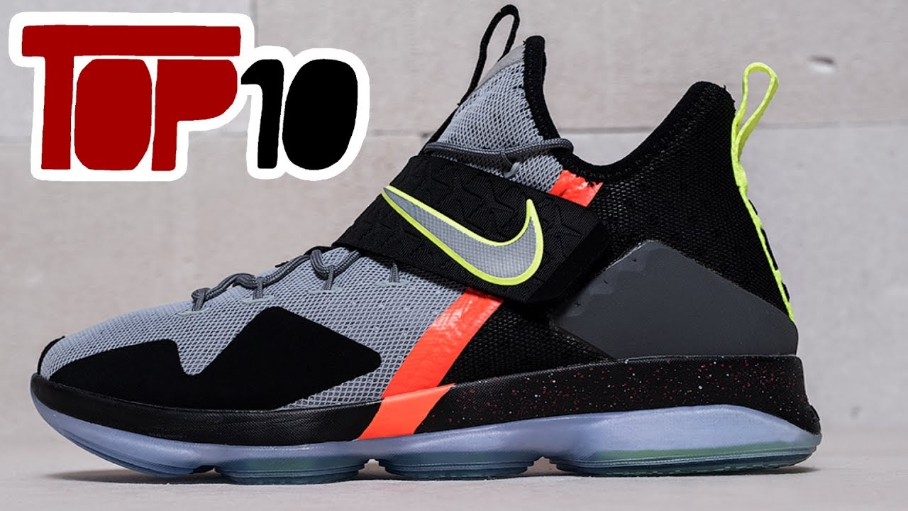 3c99d1f888c Top 10 Most Durable Basketball Shoes Of 2017 - YouTube
