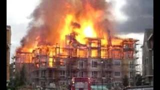 Rivermark Condo Fire