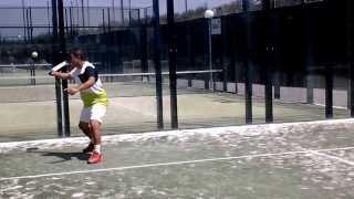 Tennis and paddle strokes Fredy Cárdenas Spain
