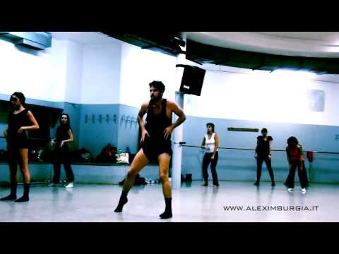 Ellie Goulding  Lights  Choreography by Alex Imburgia, I.A.L.S.  Class combination