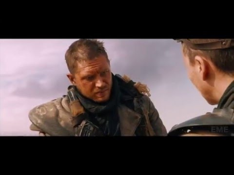 Mad Max (Tom Hardy grunting compilation)