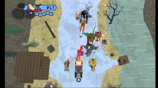 Wacky Races Crash and Dash Gameplay Pt2
