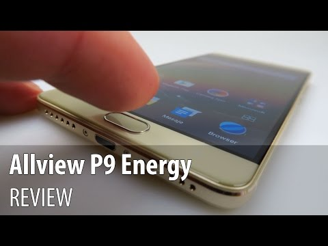Allview P9 Energy/ Gionee Marathon M6 Review (Upper Mid-rang